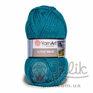 Купить пряжу YARNART Alpine Maxi