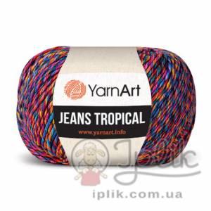 Купить пряжу YARNART Jeans Tropical