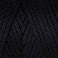 YARNART Macrame Cord 3mm 750 Black