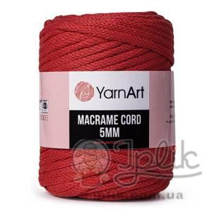 Купить пряжу YARNART Macrame Cord 5mm Ярнарт Макраме Корд 5мм