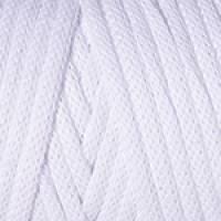 YARNART Macrame Cord 5mm 751 Белый