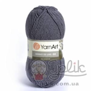 Купить пряжу YARNART Merino De Luxe 50