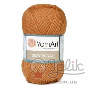Купить пряжу YARNART Silk Royal