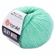 Купить пряжу YARNART Silky Wool